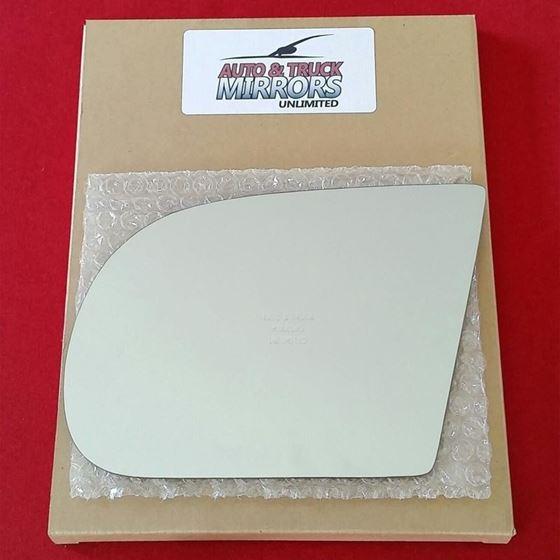 Fits 99-05 Chevrolet Blazer Driver Side Mirror Gla