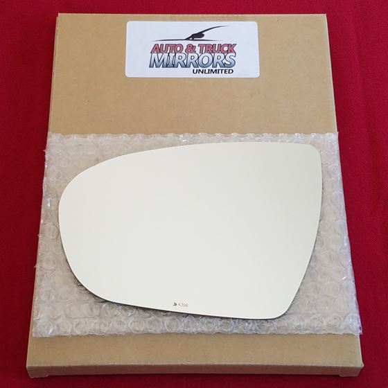 Mirror Glass + ADHESIVE for 11-13 Kia Optima Drive