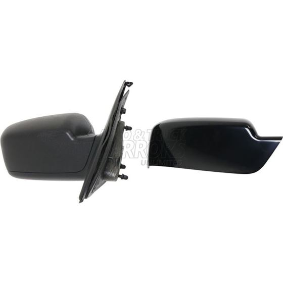 Fits 06-12 Ford Fusion Passenger Side Mirror Rep-3
