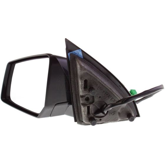 Heated With Power Folding 07-14 Gmc Acadia Driver Side Mirror Replacement