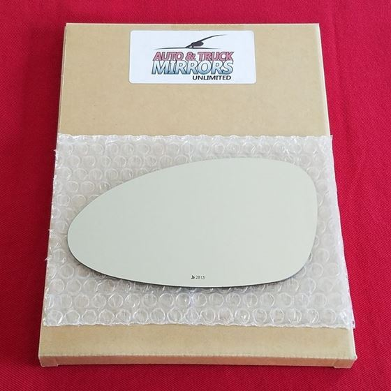 Mirror Glass Replacement + Full Adhesive for Por-3