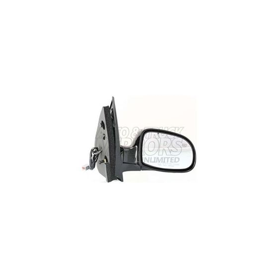 Fits 01 02 Ford Windstar Passenger Side Mirror Replacement