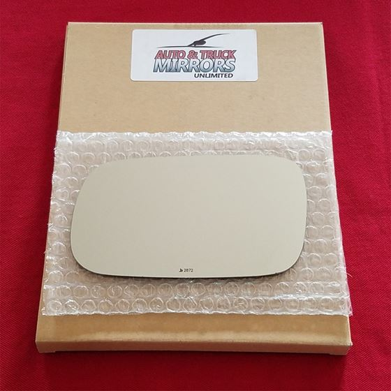 Mirror Glass + ADHESIVE for 98-02 Subaru Forester