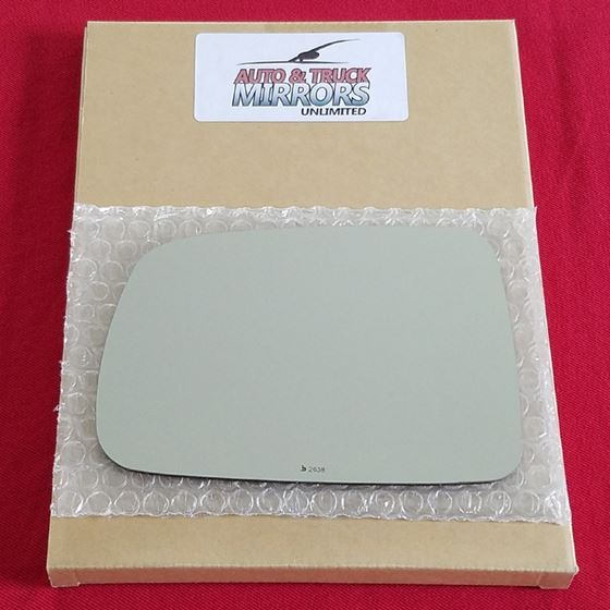 Mirror Glass + Adhesive for Honda Odyssey, Isuzu O