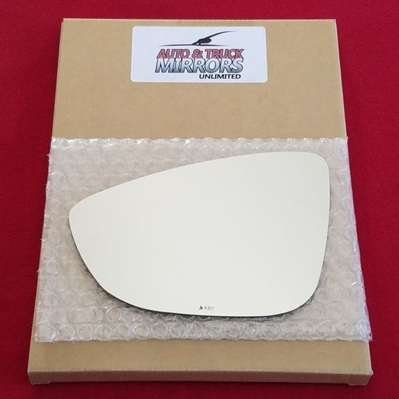 Mirror Glass Replacement + Full Adhesive for Pas-3