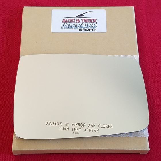 Mirror Glass + ADHESIVE for 11-18 Ram 1500,2500,35