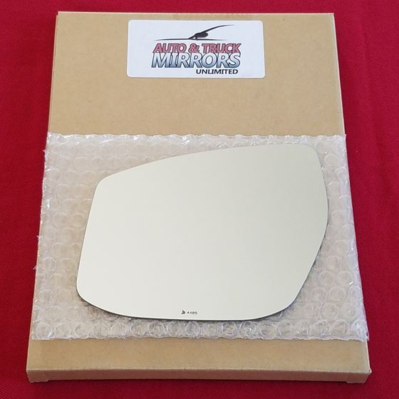Mirror Glass + ADHESIVE for Nissan Altima, Maxima,