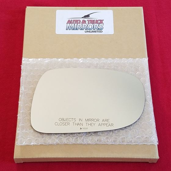 Mirror Glass + ADHESIVE for Lexus ES, IS F, IS Ser