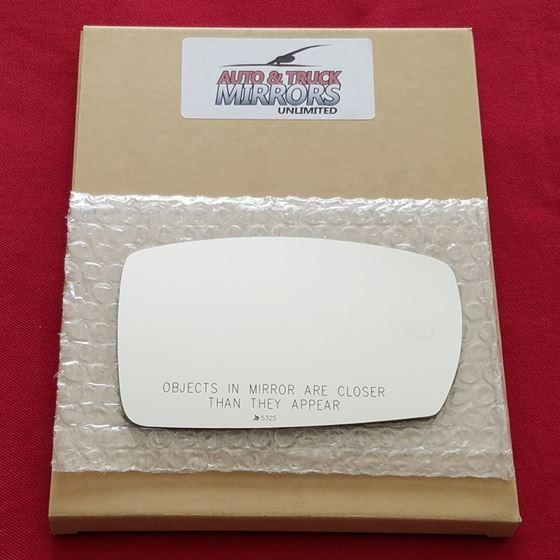 Mirror Glass + Adhesive for 09-12 Hyundai Genesis