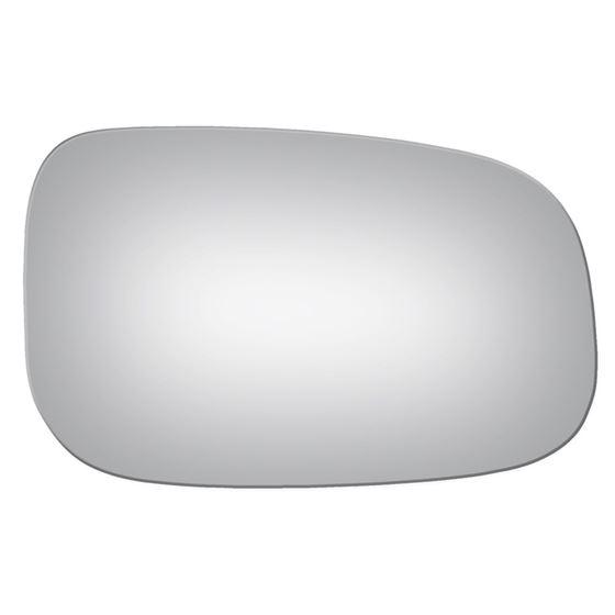 Mirror Glass + ADHESIVE for Volvo C30, C70, S40, S