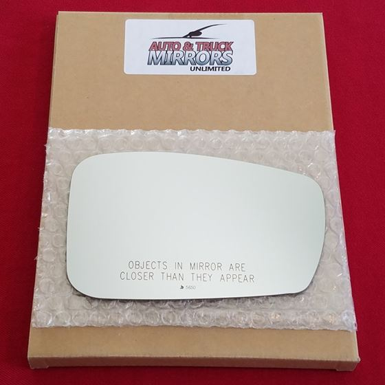 Mirror Glass + ADHESIVE for 11-14 Hyundai Sonata P