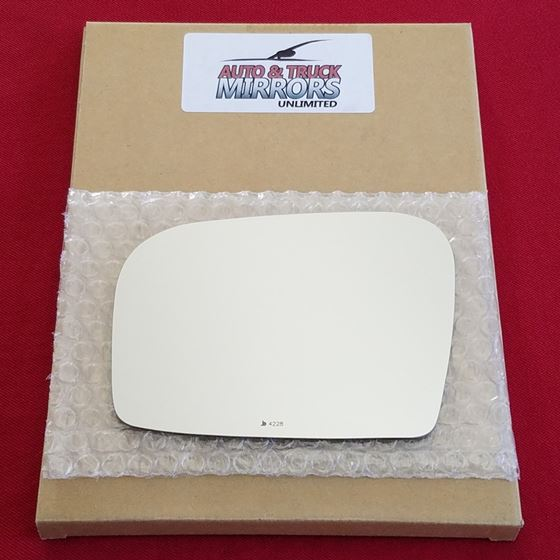 Mirror Glass + ADHESIVE for 08-11 Subaru Impreza D