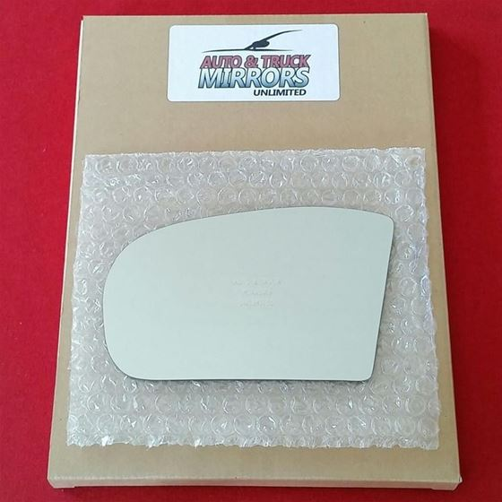 01-09 Mercedes-Benz C  E Class Driver Side Mirror Glass