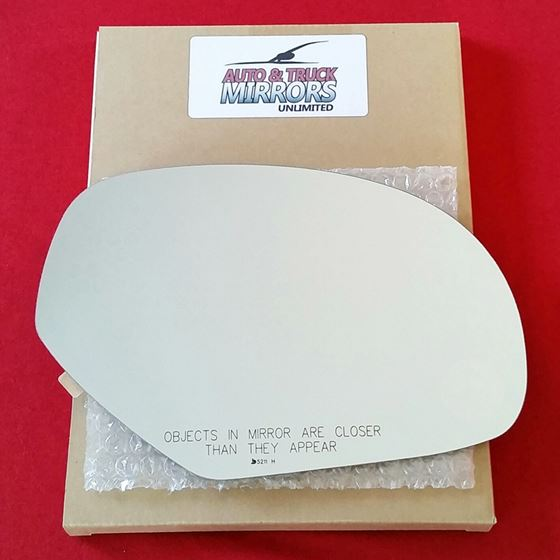 Mirror Glass + ADHESIVE for Silverado, Sierra Pass