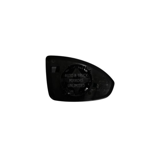 Fits 11-15 Chevrolet Cruze Driver Side Mirror Glass With