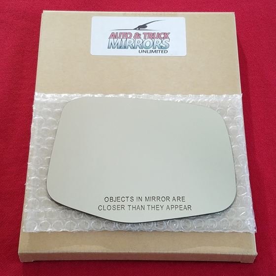 Mirror Glass + ADHESIVE for 11-13 Honda Odyssey Pa