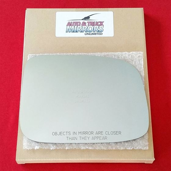 Mirror Glass Replacement + Full Adhesive for Can-3