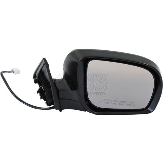 Fits 11-13 Subaru Forester Passenger Side Mirror R