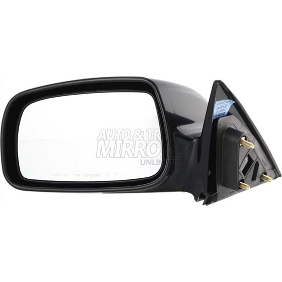 New Door Mirror Glass Replacement Driver Side For Toyota Solara 04-08