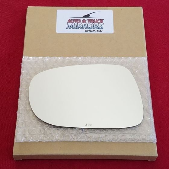 Mirror Glass Replacement + Full Adhesive for ES,-3