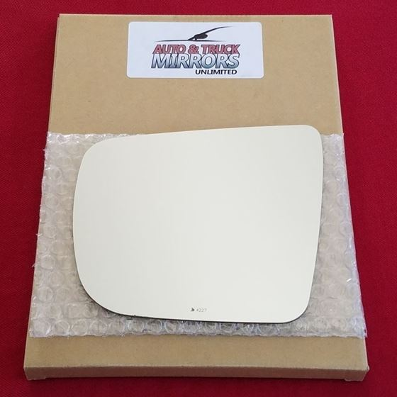 Mirror Glass Replacement + Full Adhesive for 06-3