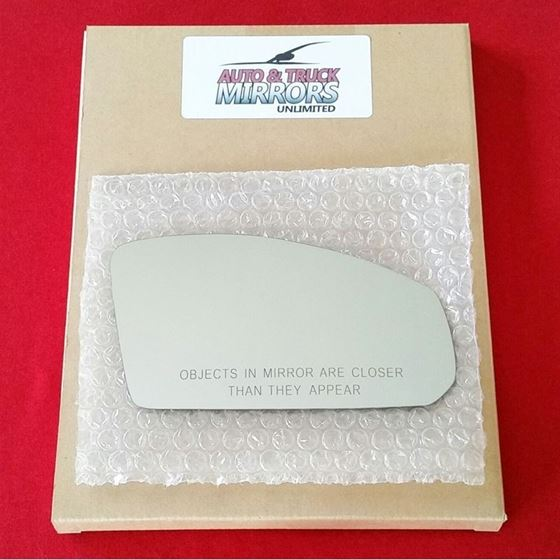 Mirror Glass Replacement + Full Adhesive for 03-3