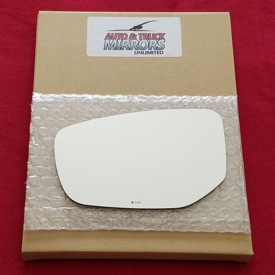 New Replacement Door Mirror Glass for Driver Side Dodge Dart 2013