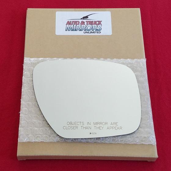 Mirror Glass for Mazda 5, CX-7, CX-9 Passenger Sid