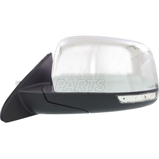 Fits 11-15 Jeep Grand Cherokee Driver Side Mirror