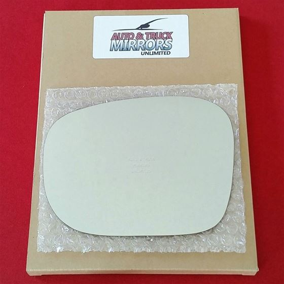 Fits Pathfinder or QX4 Driver Side Mirror Glass