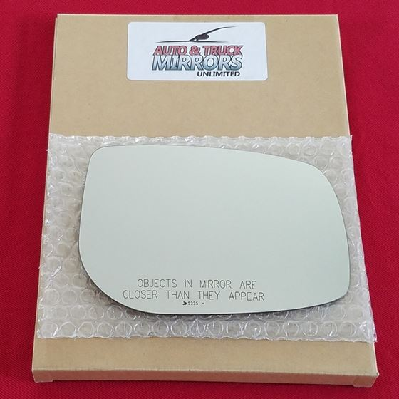 Mirror Glass for Yaris, Scion xD Passenger Side Re