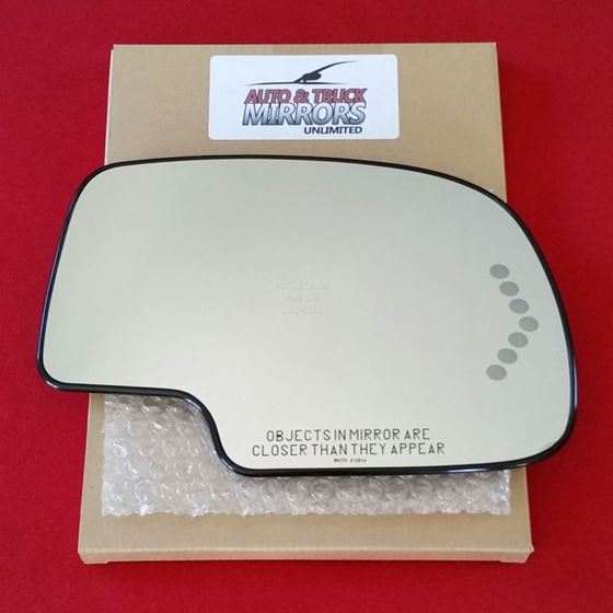 Chevy and GMC Passenger Side Mirror Glass