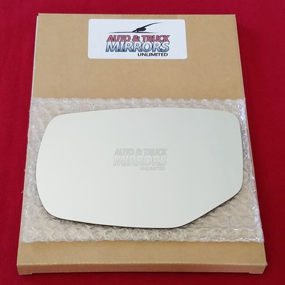 Mirror Glass + ADHESIVE for 13-17 Honda Accord Dri