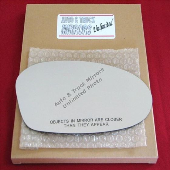03-04 Oldsmobile Alero/ 02-04 Pontiac Grand Am/ Passenger Side Mirror Glass