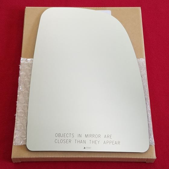 Mirror Glass + ADHESIVE for Promaster 1500, 2500,3