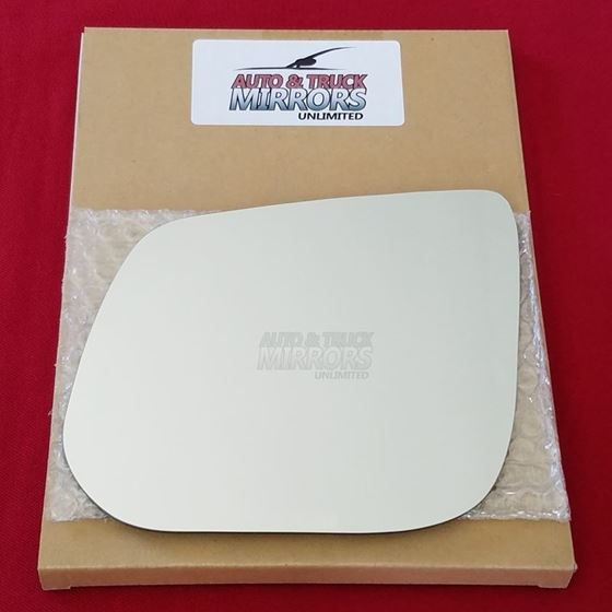 Mirror Glass + ADHESIVE for Chevy Colorado, GMC Ca