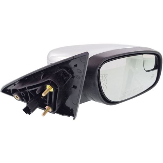 Fits 12-15 Ford Taurus Passenger Side Mirror Rep-3