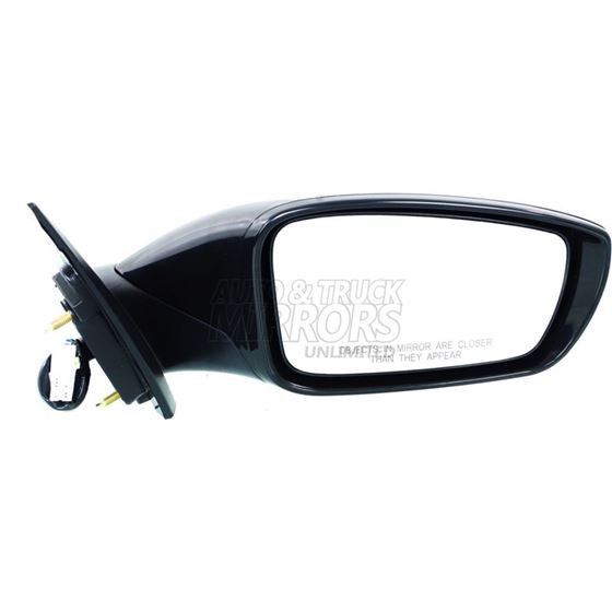 11-14 Hyundai Sonata Passenger Side Mirror Replace
