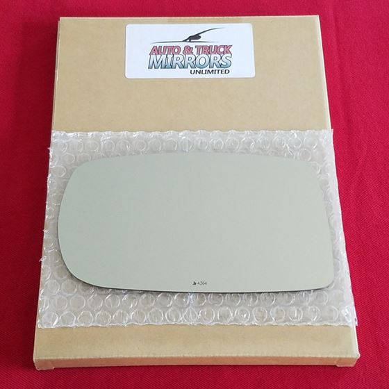 Mirror Glass for 10-15 Hyundai Genesis Driver Side