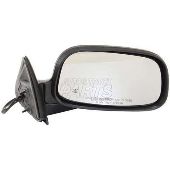 Fits 01-04  Dodge Dakota Passenger Side Mirror Rep