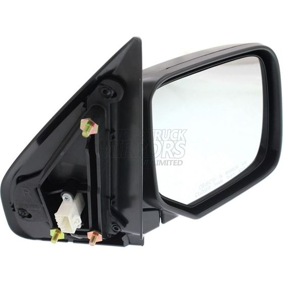 Heated With Signal 09-15 Honda Pilot Driver Side Mirror Replacement