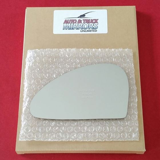 Fits 99-02 Mercury Cougar Driver Side Mirror Glass