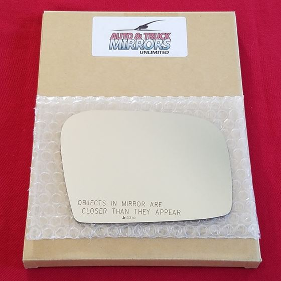 Mirror Glass + ADHESIVE for 08-11 Subaru Impreza P