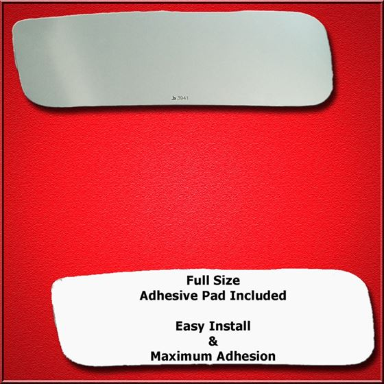 Mirror Glass Replacement + Full Adhesive for NV Ca