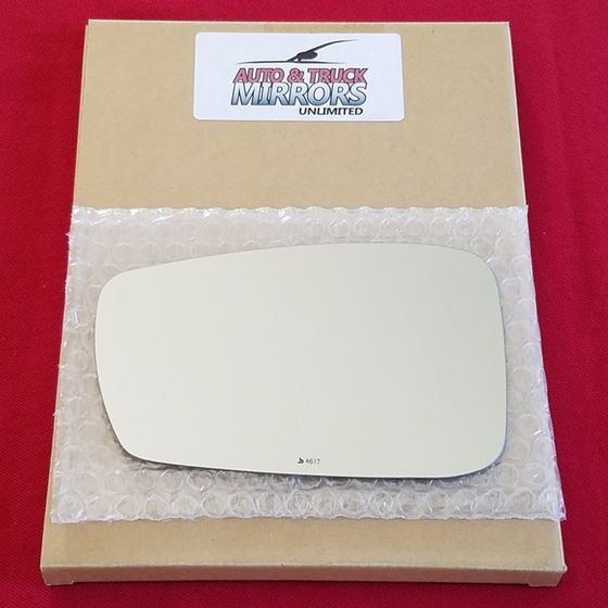 Mirror Glass + ADHESIVE for 11-14 Hyundai Sonata D