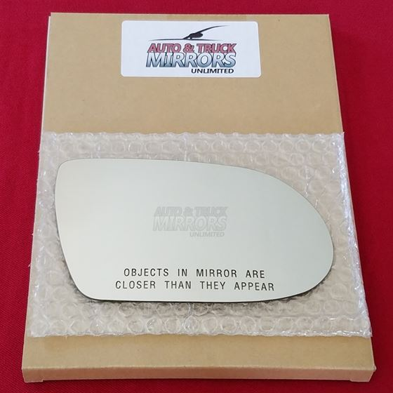Mirror Glass + ADHESIVE for C-Class, S-Class Passe