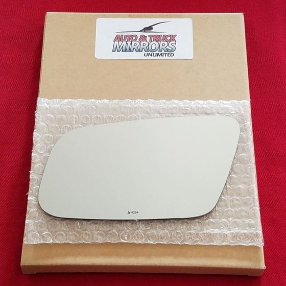 Mirror Glass Replacement + Full Adhesive for A4,-3