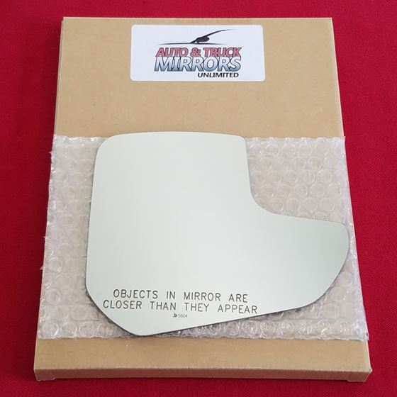 Mirror Glass + ADHESIVE for 14-18 Transit Connect