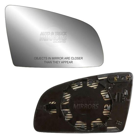Fits 05-11 Audi A6 Sedan/ Wagon Passenger Side Mir