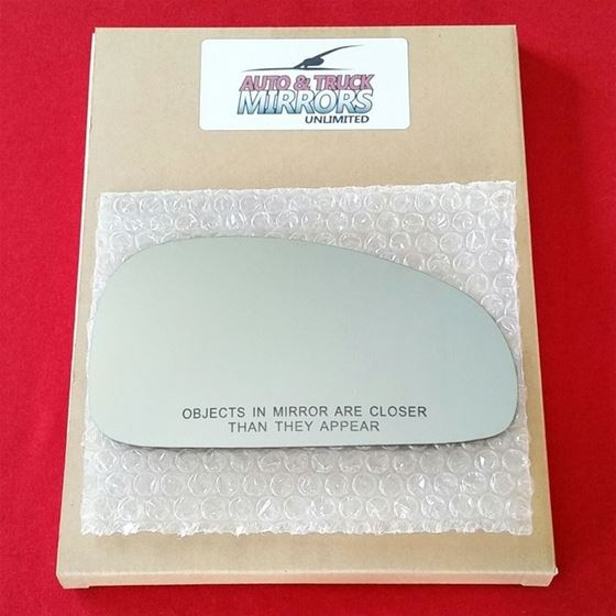 Mirror Glass Replacement + Full Adhesive for 01-3